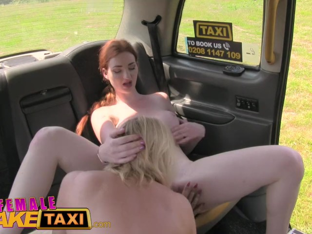 Female Fake Taxi Big Black