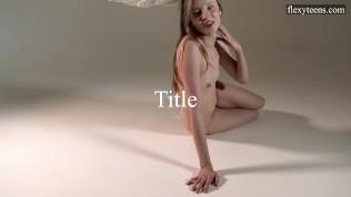 Sofia Zhiraf hot blonde Russian gymnast