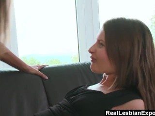 Pussy Eating Lesbians love a wet pussy
