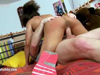 My Messy Hobby – Intense sex together with lots of muscle