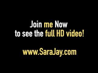 Hot Horny Milf Sara Jay & Kelsie Monroe Dick Bang in A 3Way!
