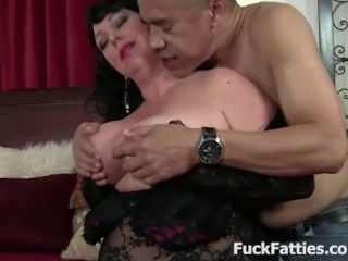 Beautiful Fat Chick Fucking Big Cock