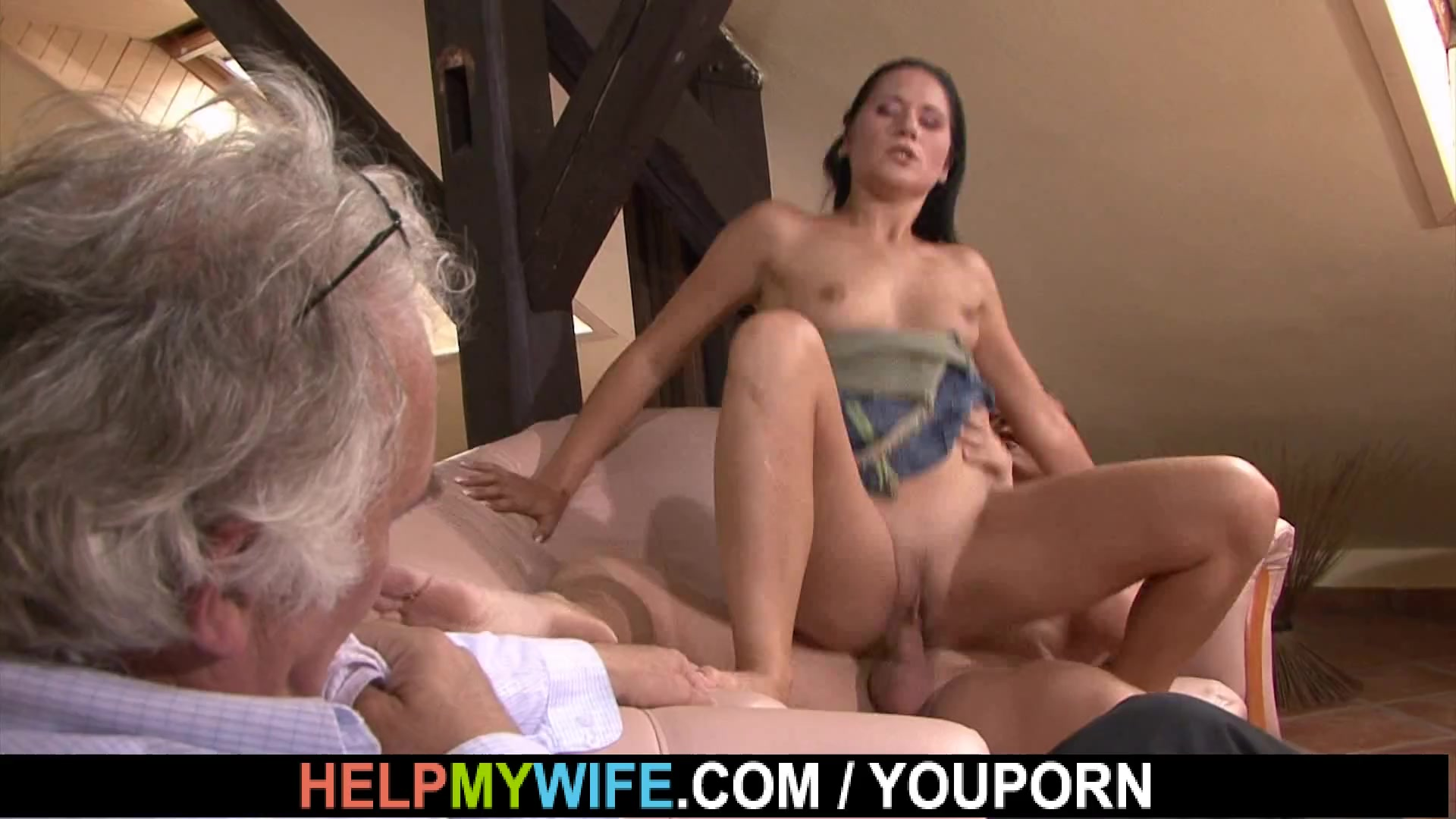 Old wife porn