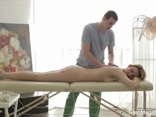 Tricky-Masseur.com - Dora C - Blondie comes for a portion of anal pleasures