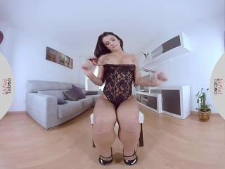 Virtual reality/taboo/you pussy front perfect ass
