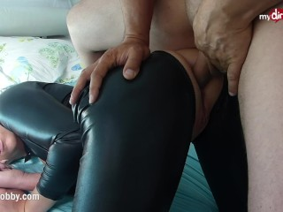 My Dirty Hobby – Bibixxx latex deluxe anal
