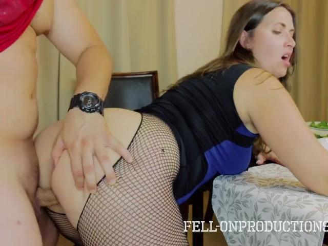 Fucking Infront Step Mom
