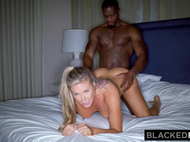 Hot Blonde Wife Cuckold