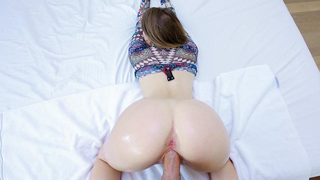 Naked saggy tits