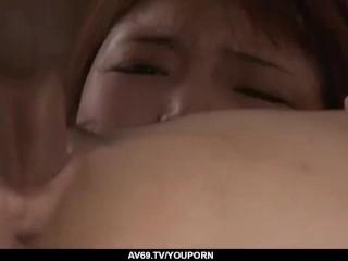 Unique house sex videos with nude Megumi Haruka