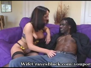 Mom Gets Fucked In Sexy Lingerie
