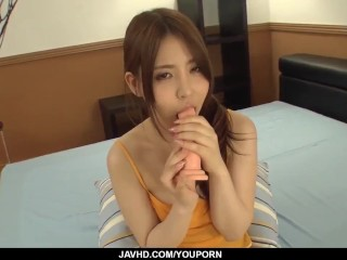 Bedroom pleasures along superb Japan model,Aya Saito - More at javhd.net