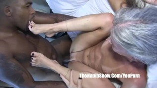 bbc milf leilani lei loves romemajor n black pipe