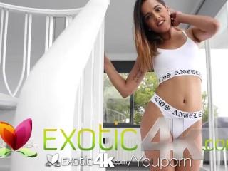 Exotic4k Tight latina asshole fucked by big dick with Esperanza Del Horno