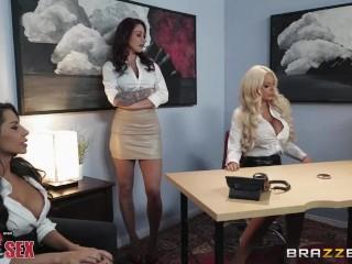Brazzers Presents 1800 Phone Sex: Line 6, Madison Ivy