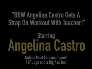 Blowjob/a bbw workout castro on
