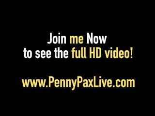 Petite Penny Pax & Lesbian Lover Abigail Mac Eat Wet Pussies