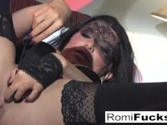 Romi Rain Sexy Fun...