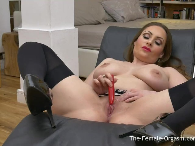 Perfect Girl Solo Orgasm