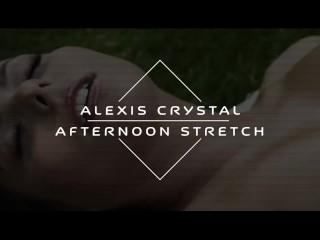 Karups - Alexis Crystal Fucks Her Workout Partner
