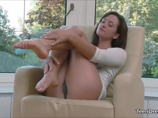 Solo Teen Feet Masturbation Hd