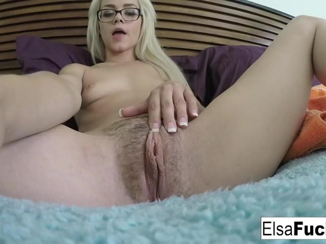 Elsa jean hairy pussy porn