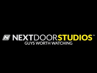 NextDoorBuddies Hot Tatted Beefcake's First Time