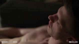Gay X-Art British Jock amazing solo