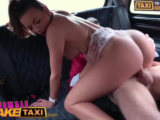 Intense Female Orgasm Creampie