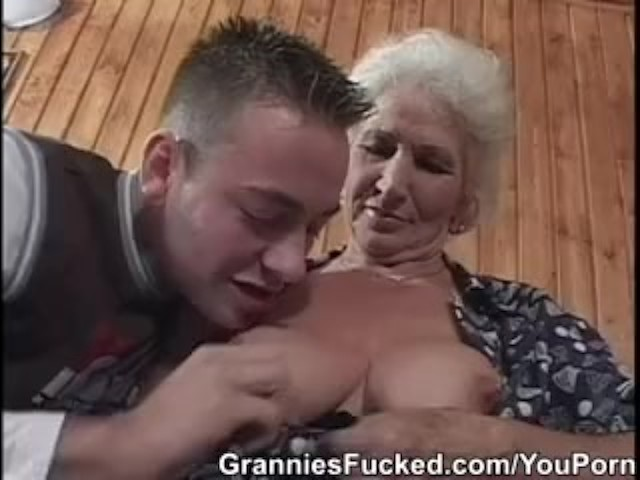 amateur granny wants younger dick