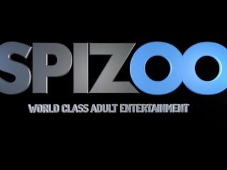 Spizoo - Dana DeArmond & Chanel Preston fuck a big hard dick, big booty