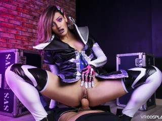 VRCosplayX.com The Last Fuck With Sombra In OVERWATCH XXX-