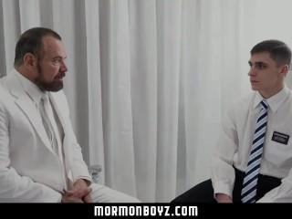 Bbw/sucked virgin missionary by