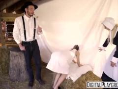 DigitalPlayground - Amish Girls Go...