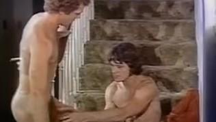 Lee Marlin in Vintage Gay Porn Scene from Nova's HOUSE CALLS (1980)