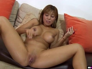 Asian/first japanese time busty with