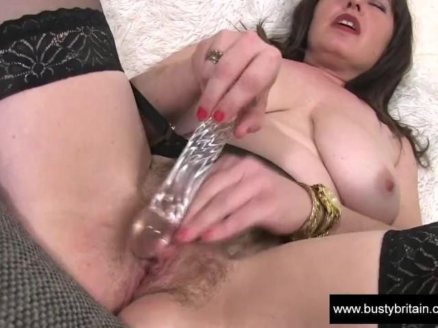 Busty British Hairy Milf Dildo Fucking - Free Porn Videos - Youporn-5820