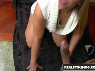 RealityKings – Mike in Brazil – Monique Lopes – Luscious Monique