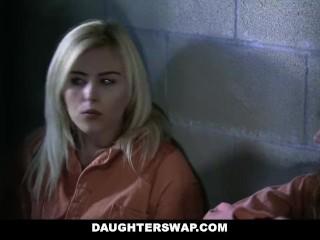 Blonde/day ava prison in summer