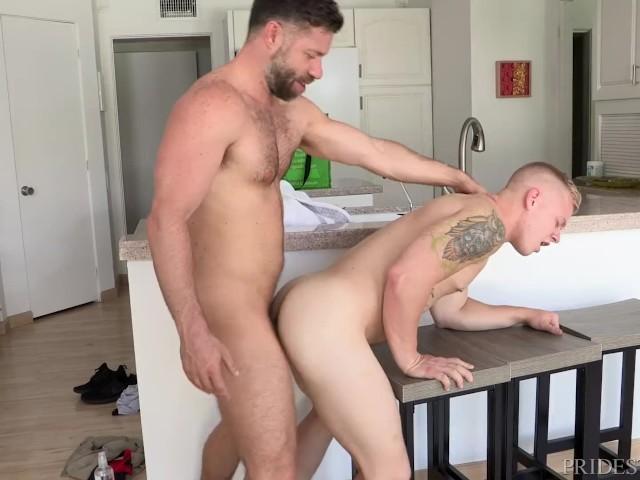 big dick fucks boy