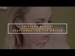 Karups - MILF Babe Brittany Bardot Fucks Her Black Car Driver