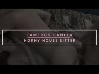 Karups - House Sitting Teen Cameron Canela Fucks Their Son