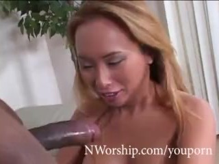 BBC Deepthroat and Anal Fuck with Asian Slut