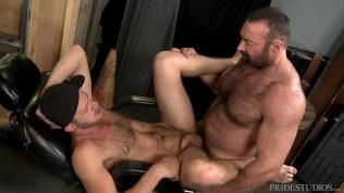 harige gay Daddy Porn brunette milf orgie