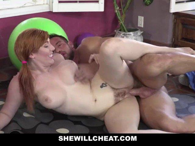 Blonde Mature Cheating Wife
