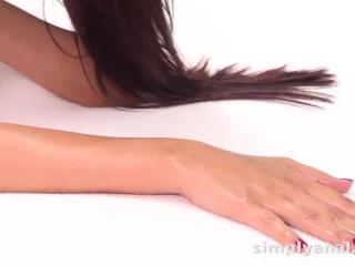 Ass Fucking - Stunning Christy Charming sucks and enjoys anal
