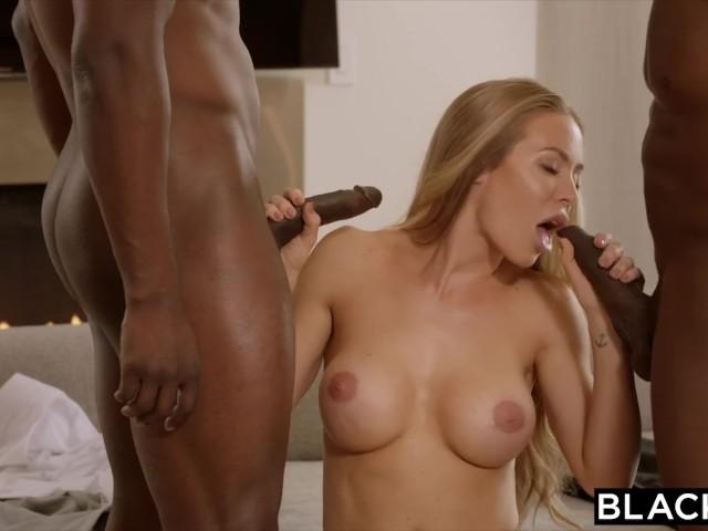 Nicole aniston blacked