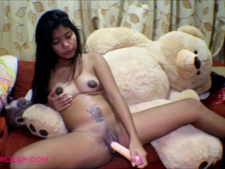 16 week pregnant thai horny teen heather hard dido creamy squirt solo in the lounge