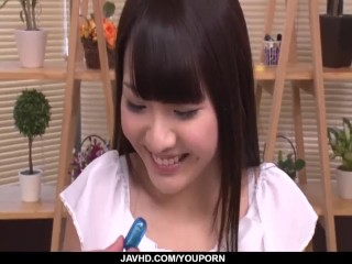 Naughty group sex in class with Natsuki Hasegawa - More at javhd.net