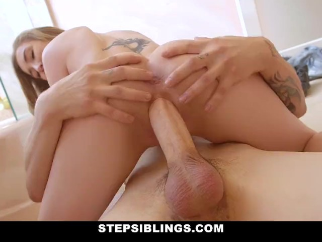 Step Bother Sister Fuck